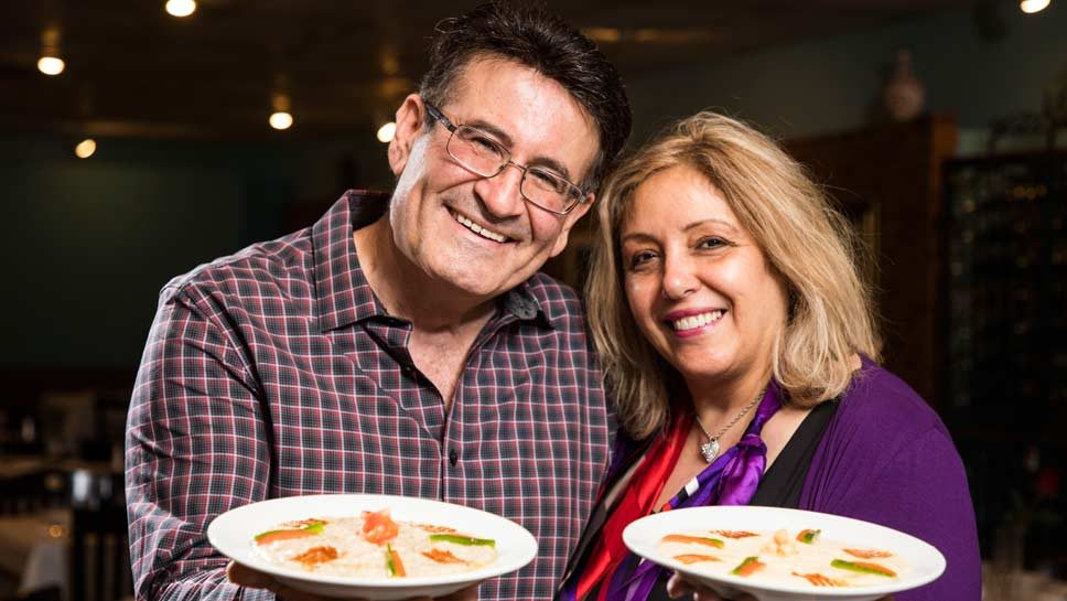 Phoenicia Blends Middle Eastern Cultures