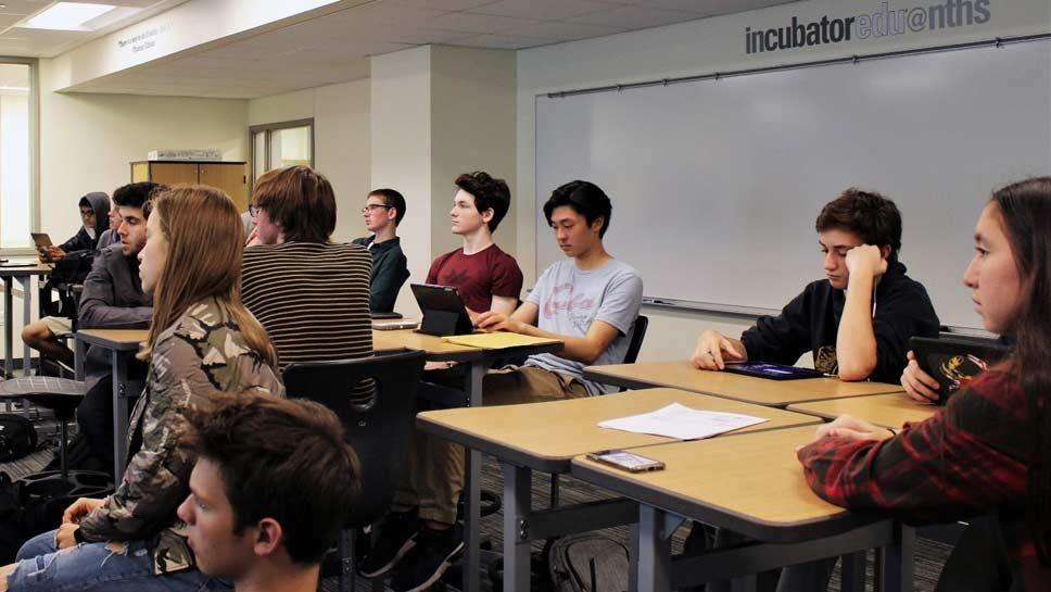 New Trier Seeks Entrepreneur Mentors