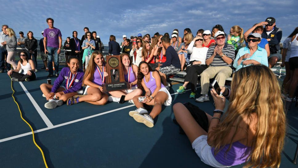 Miller, Raiders net historic state title