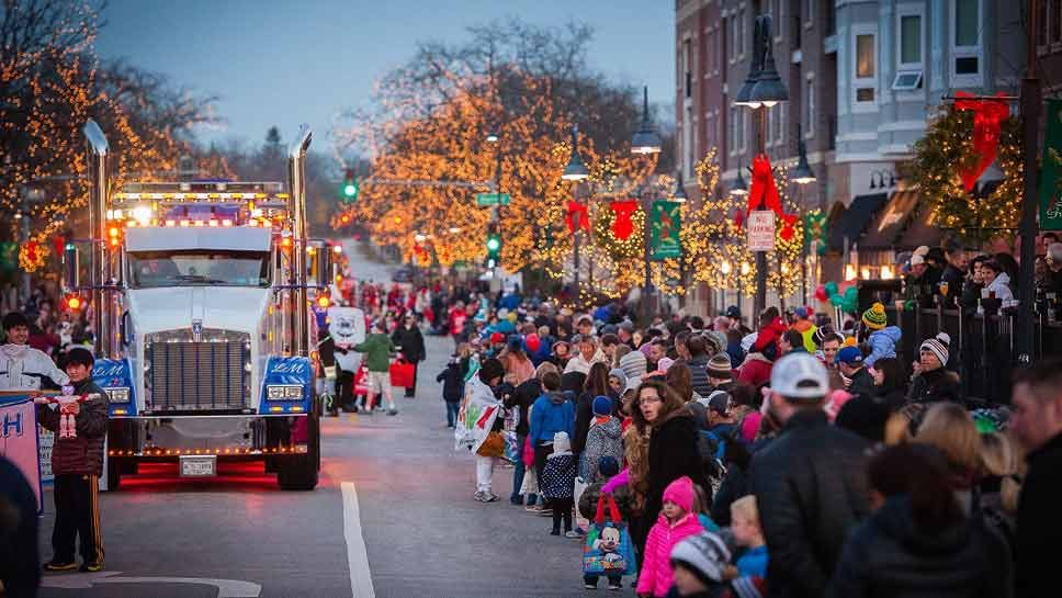 Get Ready for Glenview Holiday Parade