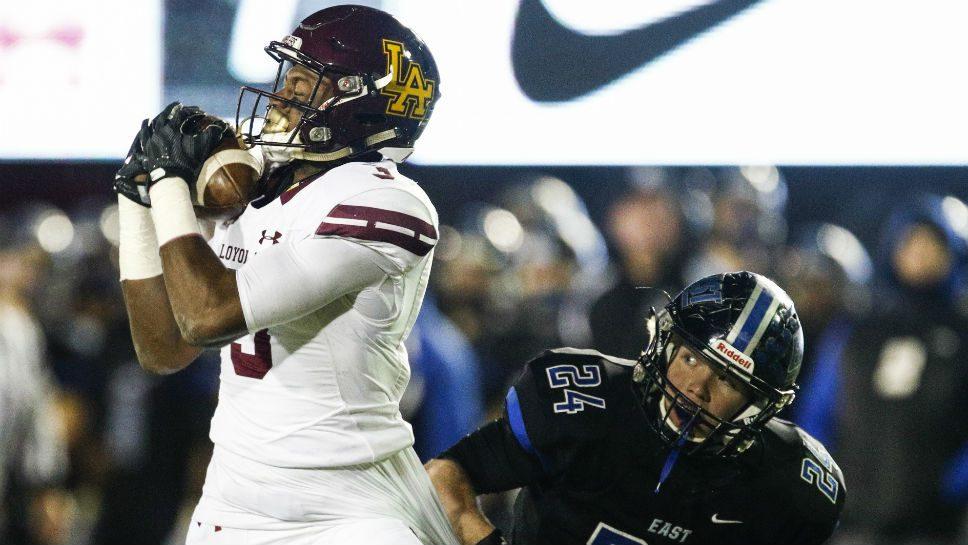 LA's Jones delivers big plays in state final