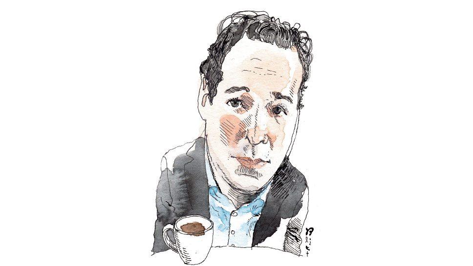 Rich Cohen: Story of a Curse