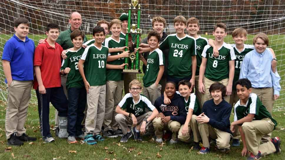 LFCDS Soccer Season Ends on High Note
