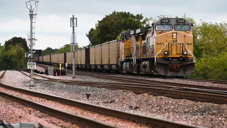 LF Fortifies Freight Train Resistance