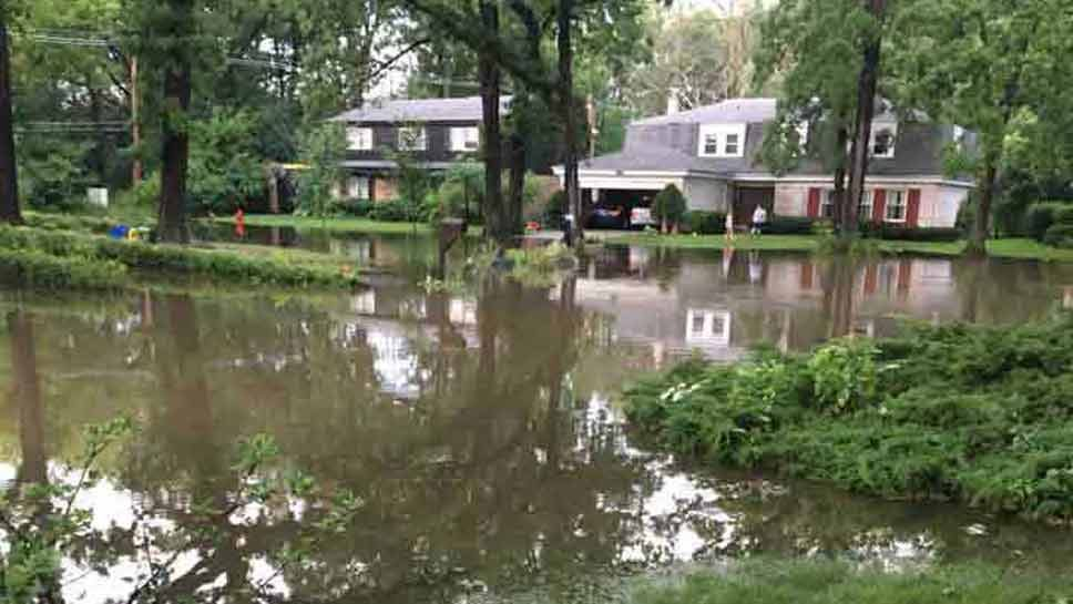 Study Looks Into Long-term Flooding