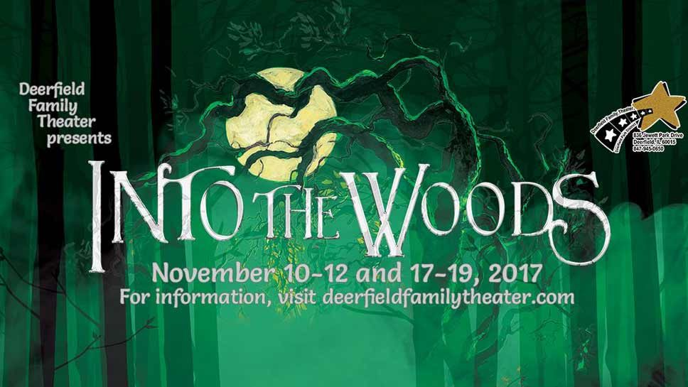 Save the Date: 'Into the Woods'