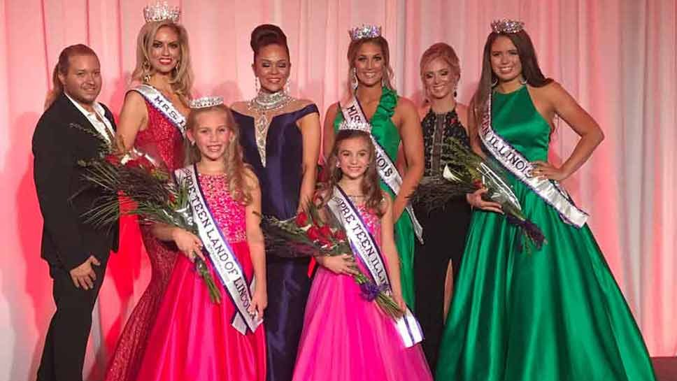 Crowning Moments: Northbrook Hosts Pageant
