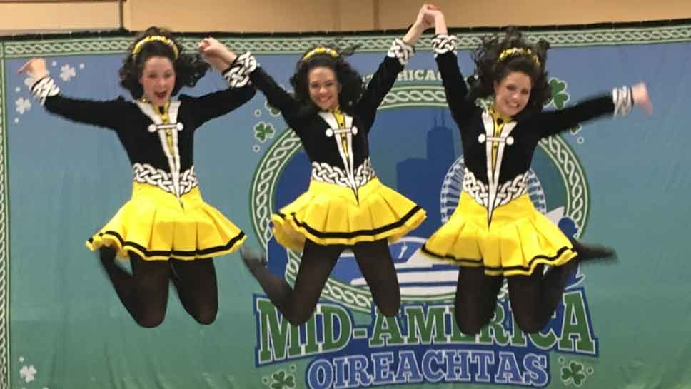 Tully Irish Dancers Head to World Competition