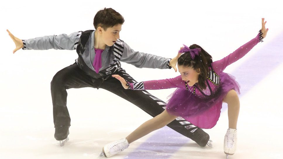 HP Skaters Ready for Nationals