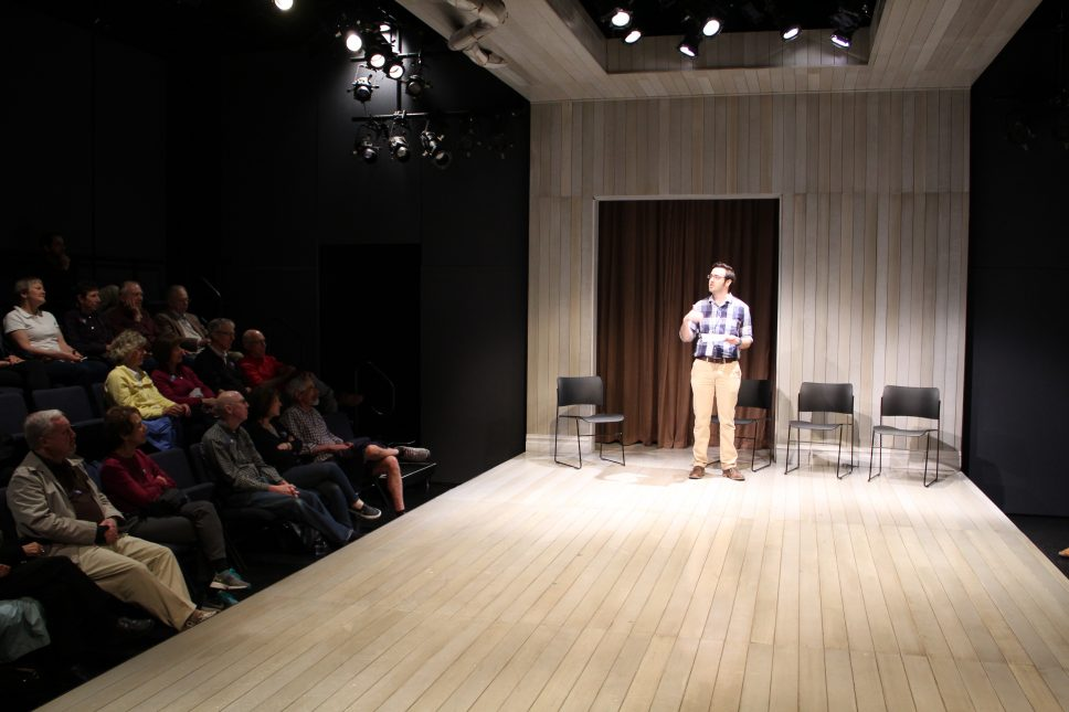Writers Theatre, Wilmette Theatre Present Series