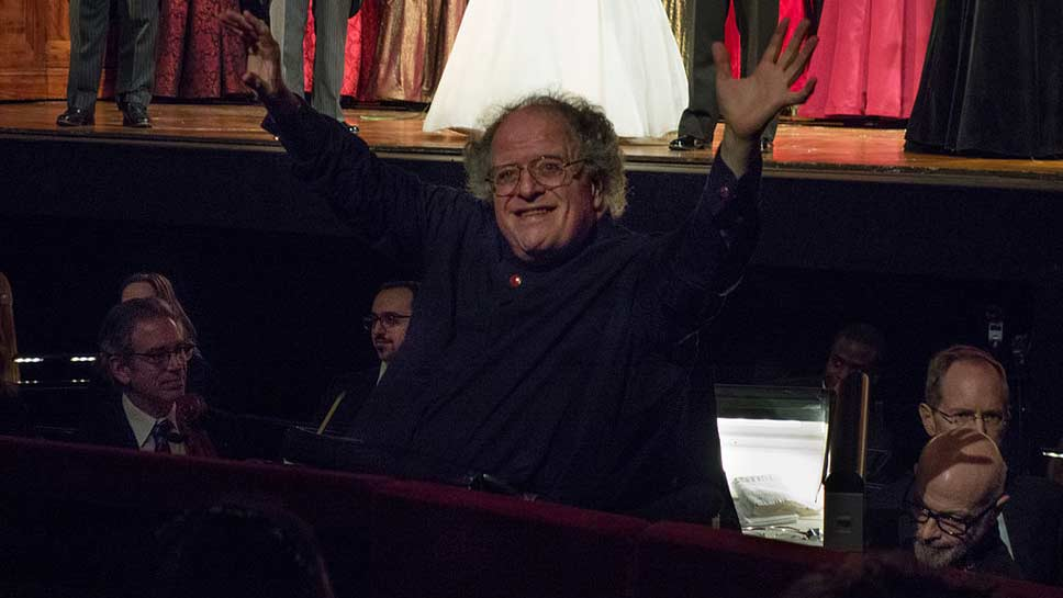 Metropolitan Opera suspends James Levine over sexual abuse allegations