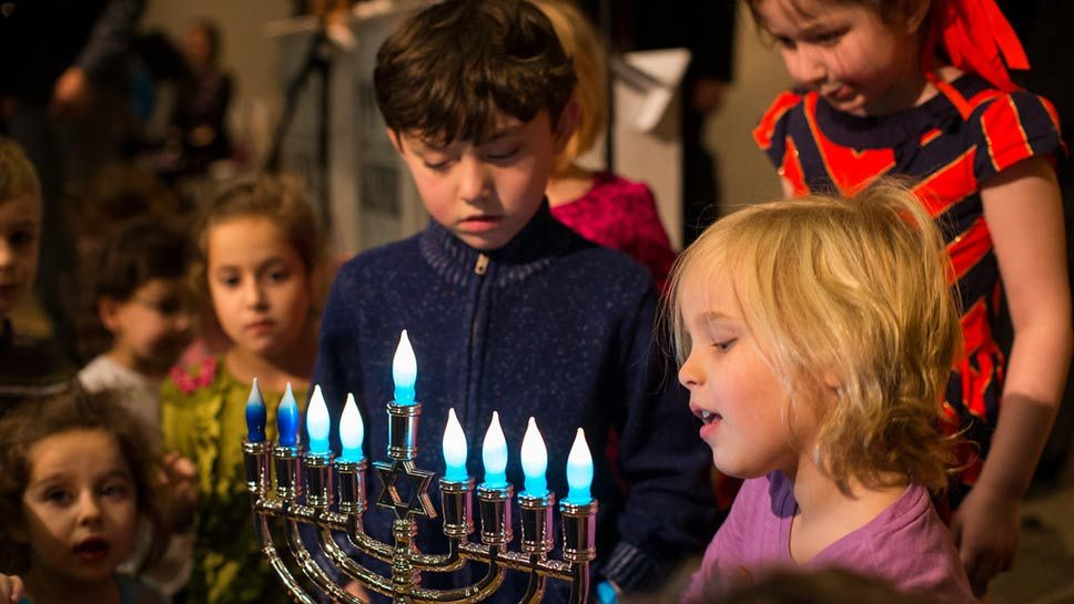 Hanukkah is Happening on the North Shore