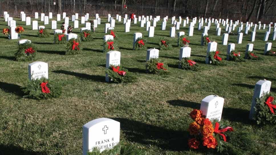 Wreaths for Fallen Heroes