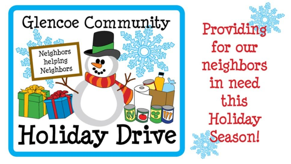 Glencoe Holiday Drive