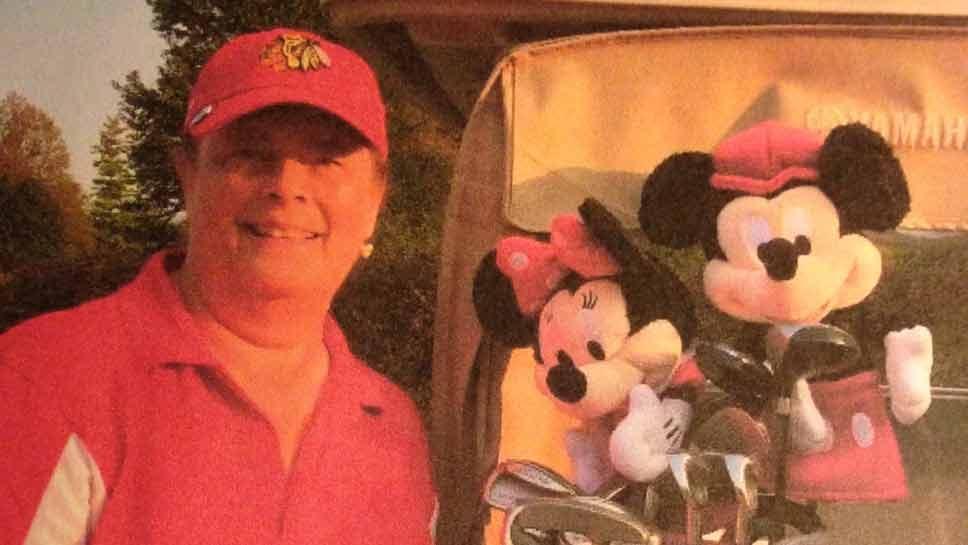 Wilmette Golf Club Member Honored