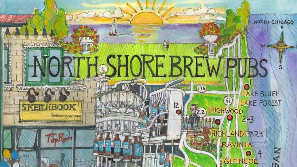 Take A Craft Beer Tour on the North Shore
