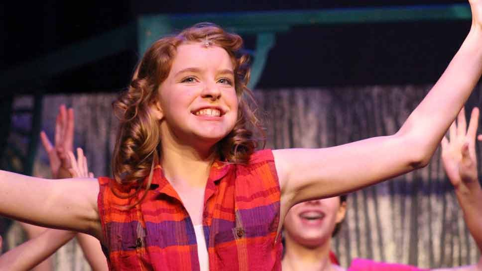 Winnetka Girl Stars in 'Bye Bye …