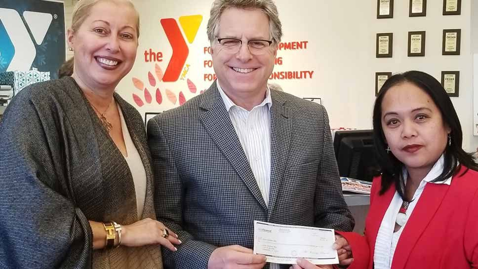 BankFinancial Supports YMCA Initiative