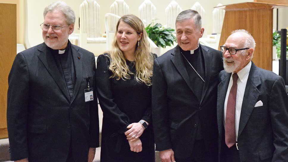 Photos: Cardinal Cupich at North Shore Israel