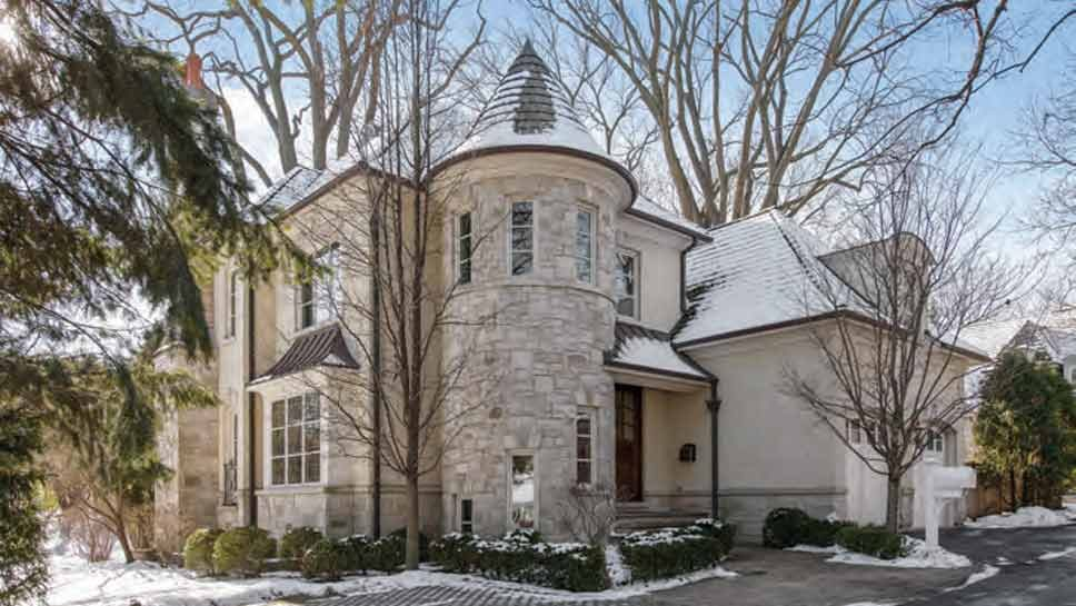 96 Church Road Winnetka, Illinois 60093