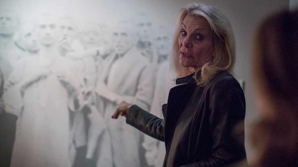 Holocaust Museum Focuses on Warsaw Ghetto Uprising