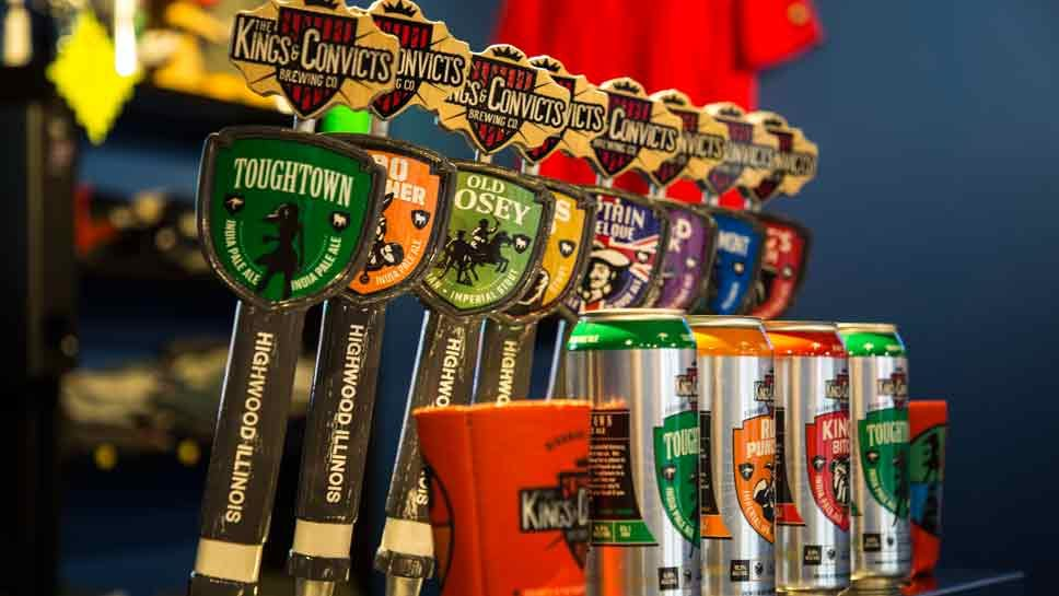 Kings & Convicts Serves Beer with Character
