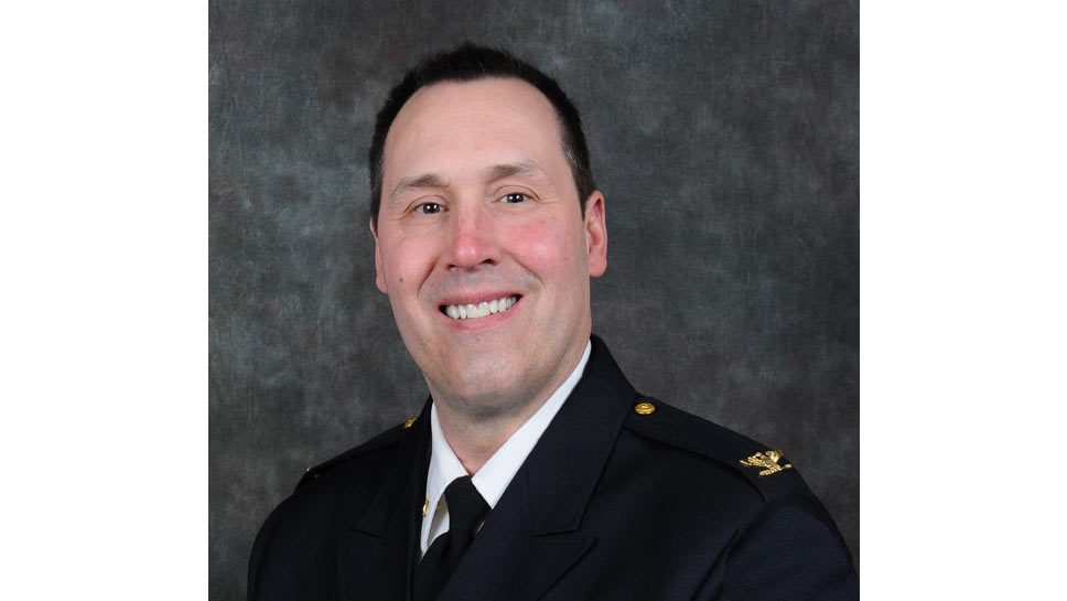 HP Police Hires New Chief