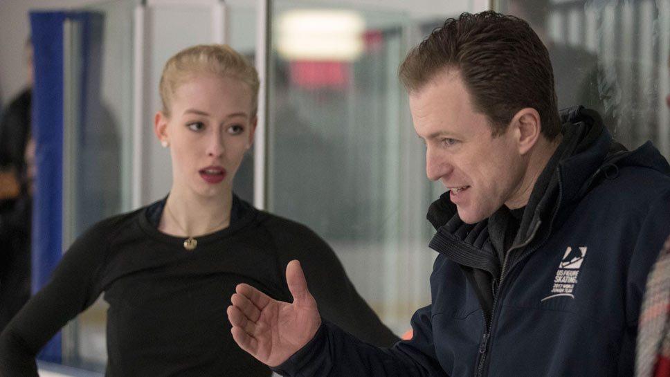 Winnetka Coach Preps U.S. Skater Bradie Tennell