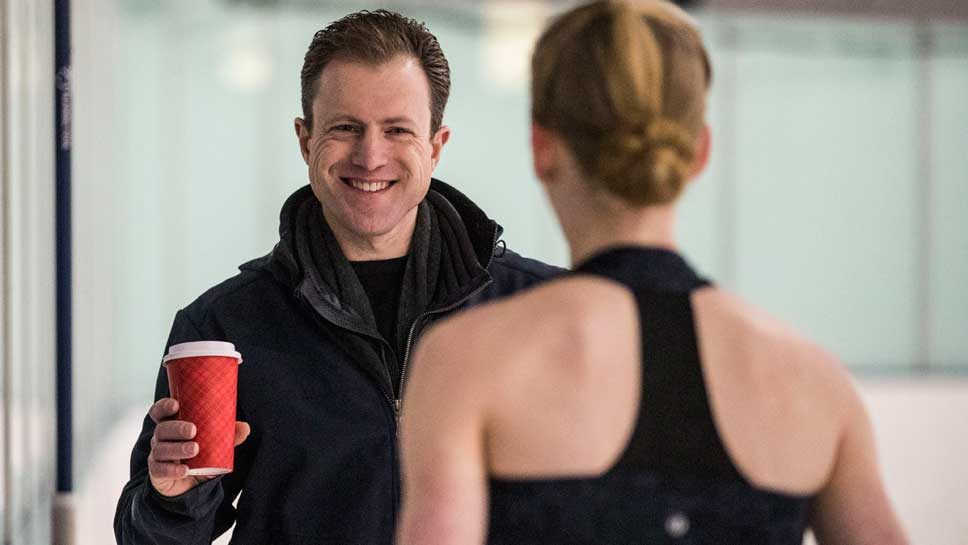 Winnetka Coach Guides U.S. Skater Bradie Tennell