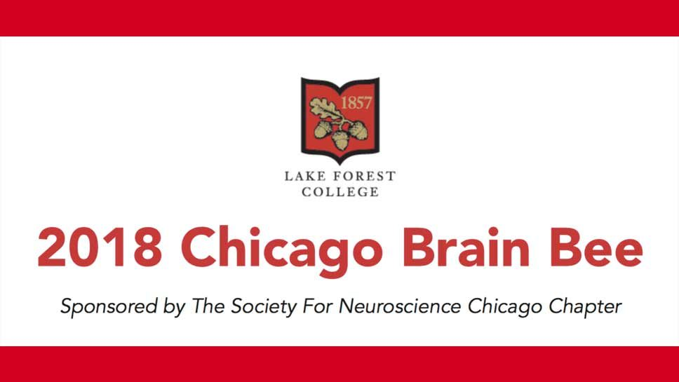 High Schoolers Invited to Chicago Brain Bee