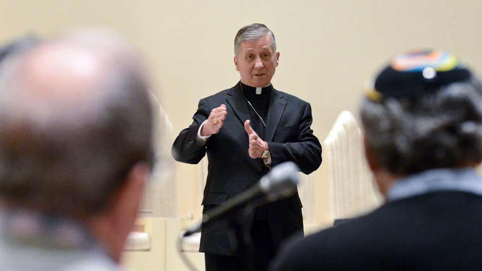 Cardinal: Talk of Slavery Impact a Must