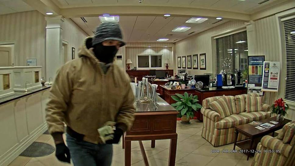 Lake Forest Bank Robbed