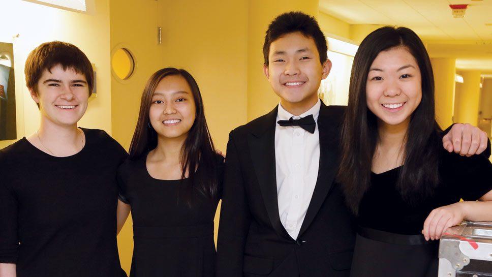 MYAC Celebration at Symphony Center