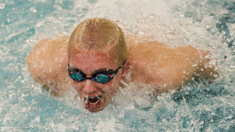 Spartans race to 1st place at CSL North Meet