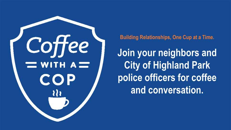 HPPD Hosts 'Coffee With A Cop'
