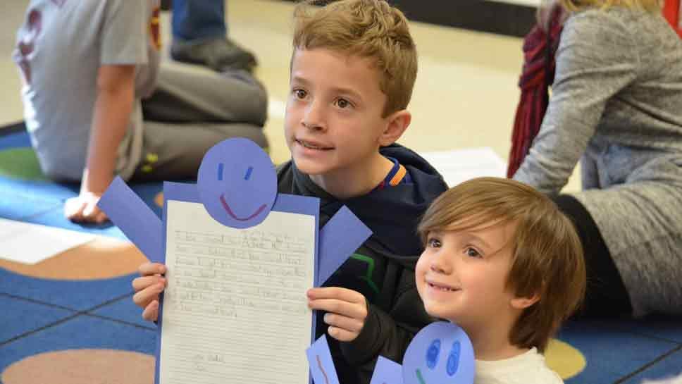 Prayer Families Build Community at Sacred Heart