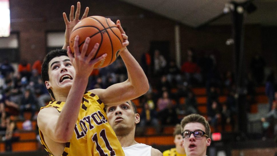 Loyola just misses in showdown game at Evanston