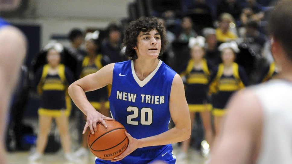 New Trier's Silverstein steps up his game