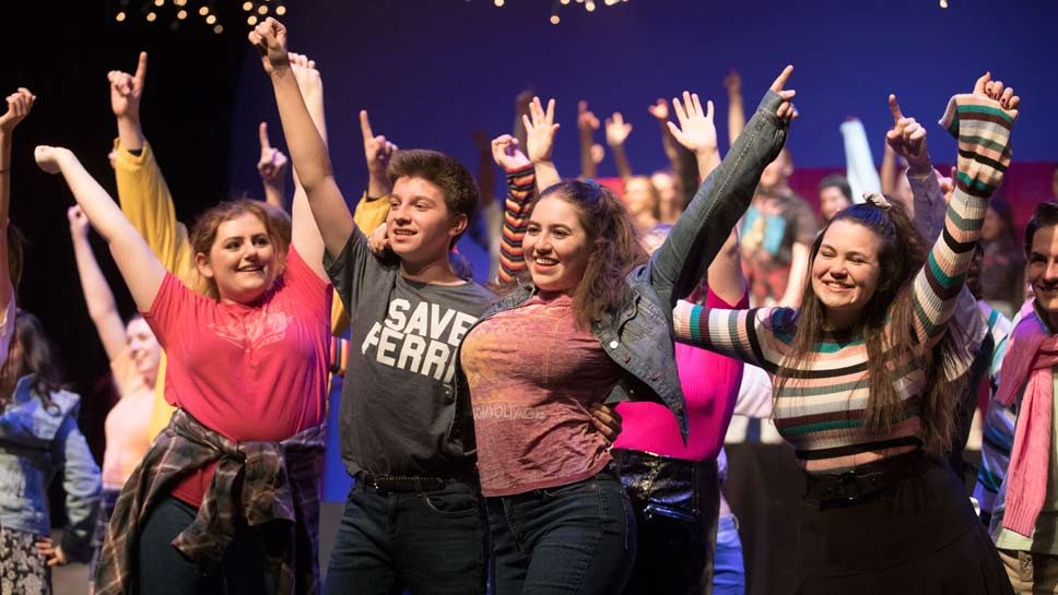 HPHS Presents 'Heathers, The Musical'