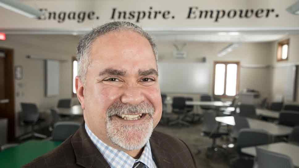 Meet The New D-112 Superintendent