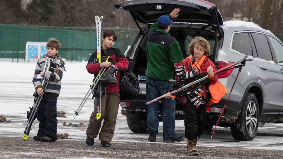 Ski Clubs Give Lift To Local Resorts