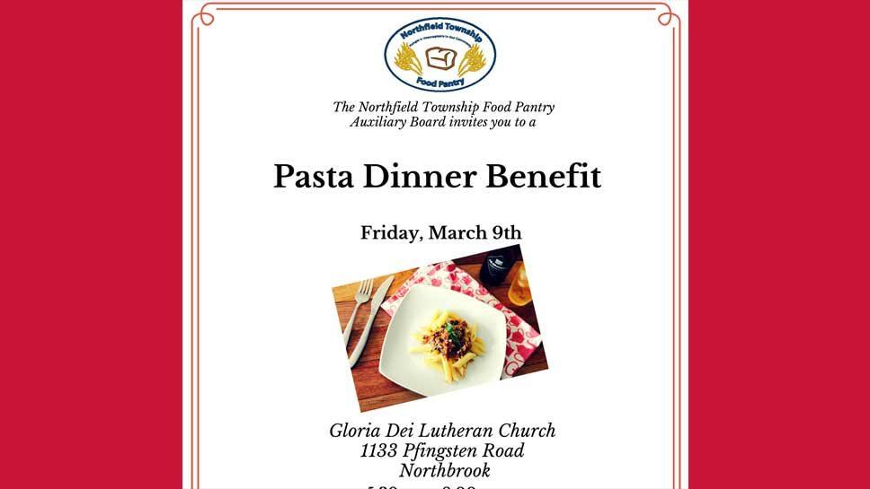 Pasta Dinner Benefits Northfield Township Pantry