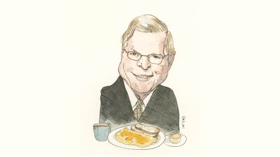 Sunday Breakfast with Daniel Pierce