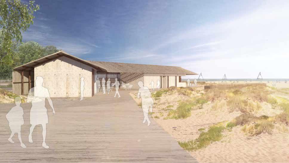 New Gillson Beach House Design Approved
