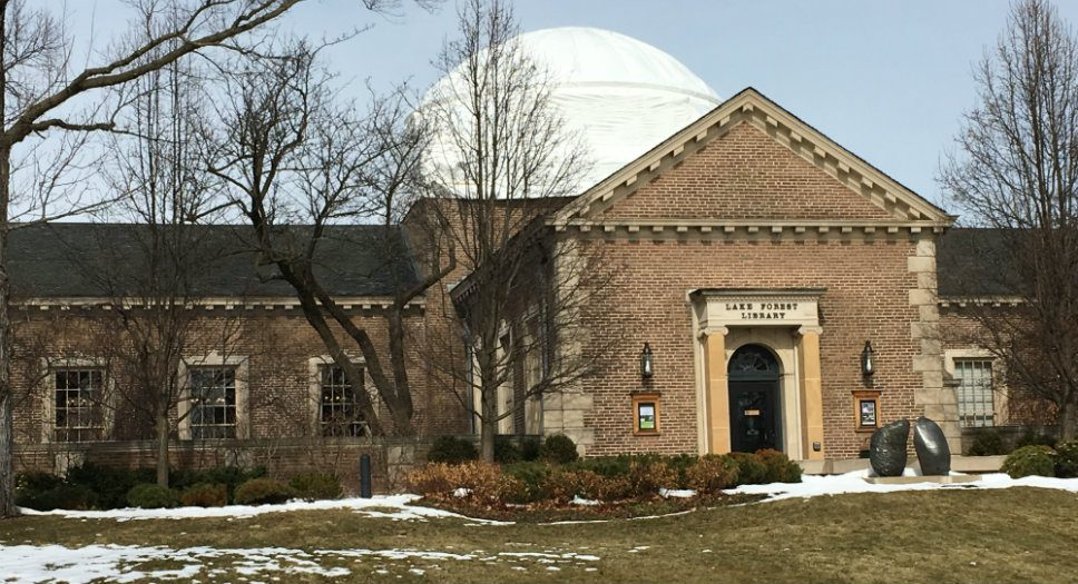 LF Library Mulls $1.9 Million Repairs, More