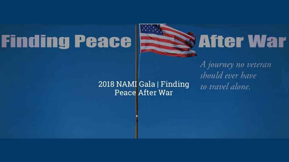NAMI Honors Veterans at Gala