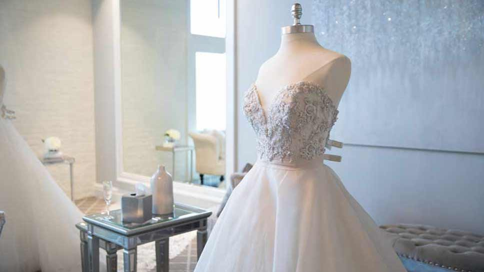 New LF Boutique Is All About the Bride