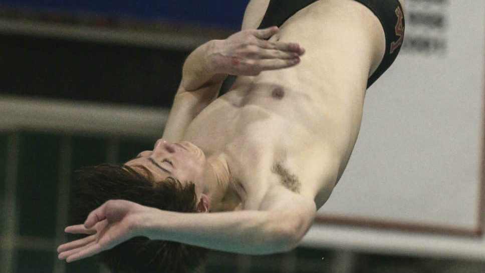 O'Toole showed off his skillset at state