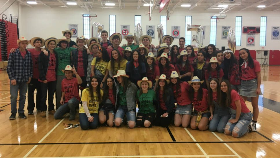 How the West-themed fundraiser was won