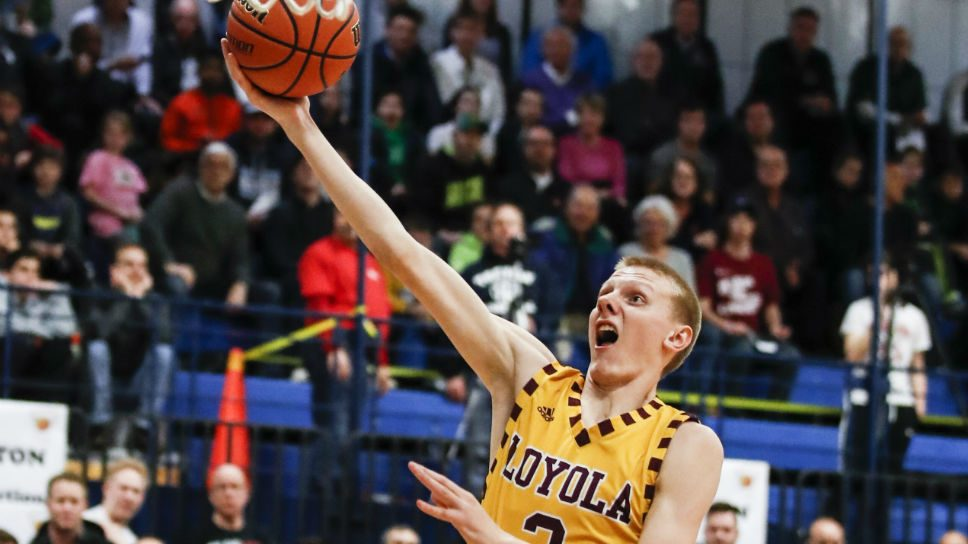 On the Hardwood: Loyola Academy Boys